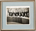Explorers:Space Exploration, NASA Astronaut Group Three Photo Signed by All Fourteen....