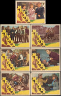 "Movie Posters:Western, Nevada (RKO, 1944). Fine. Lobby Cards (7) (11"" X 14""). Western.. ... (Total: 7 Items)"