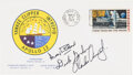 "Explorers:Space Exploration, Apollo 12 Rare Crew-Signed ""Type Three"" Insurance Cover, D..."