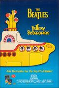 """Movie Posters:Animation, Yellow Submarine (MGM Home Video, R-1999). Rolled, Very Fine-. Video Poster (27"""" X 40"""") Heinz Edelmann Artwork. Animation.. ..."""