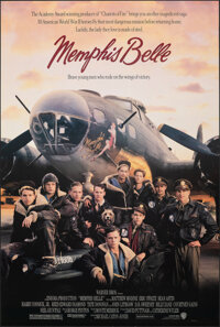 """Memphis Belle & Other Lot (Warner Bros., 1990). Rolled, Very Fine+. One Sheets (2) (27"""" X 41"""") SS. War..."""