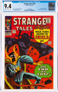 Silver Age (1956-1969):Science Fiction, Strange Tales #146 (Marvel, 1966) CGC NM 9.4 Off-white to white pages....