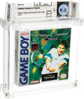 Video Games:Nintendo, Jimmy Connors Tennis - Wata 9.2 A++ Sealed, GB Ubisoft 1998 USA....