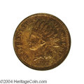 Proof Indian Cents: , 1877 1C PR64 Red and Brown PCGS. Both sides are crisply ...