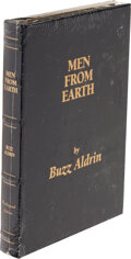 Explorers:Space Exploration, Buzz Aldrin Signed Limited Edition Still Sealed Book (#111...