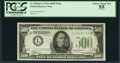 Fr. 2202-L $500 1934A Mule Federal Reserve Note. PCGS Choice About New 55