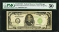 Small Size:Federal Reserve Notes, Fr. 2211-G $1,000 1934 Federal Reserve Note. PMG Very Fine...