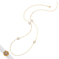 Diamond, Gold Jewelry Suite ... (Total: 2 Items)