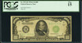 Small Size:Federal Reserve Notes, Fr. 2212-B $1,000 1934A Federal Reserve Note. PCGS Fine 15.. ...