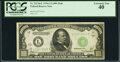 Small Size:Federal Reserve Notes, Fr. 2211-L $1,000 1934 Mule Federal Reserve Note. PCGS Extremely Fine 40.. ...