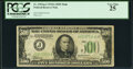 Fr. 2202-J $500 1934A Federal Reserve Note. PCGS Very Fine 25