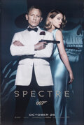 """Movie Posters:James Bond, Spectre (Columbia, 2015). Rolled, Very Fine. Bus Shelter (47.5"""" X 71"""") DS Advance. James Bond. From the Carter-Jones colle..."""