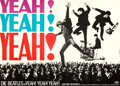 Movie Posters:Rock and Roll, A Hard Day's Night (United Artists, 1964). Very Fine+ on C...