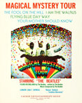 Movie Posters:Rock and Roll, Magical Mystery Tour (New Line, Early 1970s). Folded, Very...