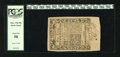Colonial Notes:Rhode Island, Rhode Island May 1786 40s PCGS About New 50. The signatures arewell preserved on this lightly handled example. The margins ...
