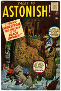 Silver Age (1956-1969):Horror, Tales to Astonish #11 (Marvel, 1960) Condition: FN-....