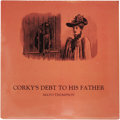 "Music Memorabilia:Recordings, Mayo Thompson ""Corky's Debt To His Father"" Sealed LP (TexasRevolution 1, 1969). Serious Psychedelic Rock historians will re..."