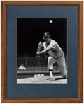 Autographs:Photos, Mickey Lolich Signed Oversized Photograph. Offere...