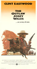 Movie Posters:Western, The Outlaw Josey Wales (Warner Bros., 1976). Folded, Very ...