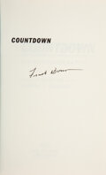 Explorers:Space Exploration, Frank Borman Signed Book: Countdown....