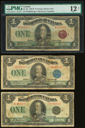 Dominion of Canada Group of 6 Examples Good (2); Fine (3); PMG Fine 12 Net. ... (Total: 6)