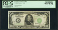 Small Size:Federal Reserve Notes, Fr. 2212-A $1,000 1934A Federal Reserve Note. PCGS Extremely Fine 45PPQ.. ...