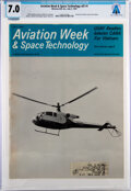 Explorers:Space Exploration, Magazines: Aviation Week & Space Technology