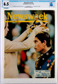 Explorers:Space Exploration, Magazines: Newsweek Dated...