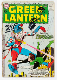 Green Lantern #1 (DC, 1960) Condition: FR