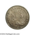 Early Half Dimes: , 1797 H10C 15 Stars AU58 PCGS. V-2, LM-1, R.3. The only ...
