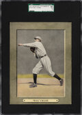 """Baseball Cards:Singles (Pre-1930), 1911 M110 Sporting Life Cabinets """"Hal"""" Chase SGC 60 EX 5 - ..."""