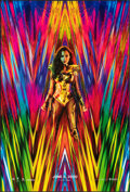 """Movie Posters:Action, Wonder Woman 1984 (Warner Bros., 2020). Rolled, Very Fine/Near Mint. One Sheet (27"""" X 40""""). DS Teaser. Action.. ..."""