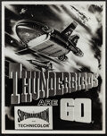 Movie Posters:Science Fiction, Thunderbirds Are Go (United Artists, 1968). Fine/Very Fine...