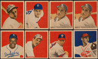 1949 Bowman Baseball Collection (25) with Jackie Robinson Rookie!