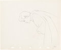 Animation Art:Production Drawing, Snow White and the Seven Dwarfs Snow...