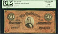 Confederate Notes:1864 Issues, T66 $50 1864 PCGS Apparent About New 50.. ...