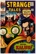 Silver Age (1956-1969):Superhero, Strange Tales #148 (Marvel, 1966) Condition: VF/NM....