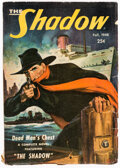 Pulps:Detective, Shadow V54#4 (Street & Smith, 1948) Condition: VG-....