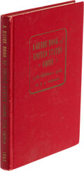 "Explorers:Space Exploration, Coin Collecting: 1964 ""Red Book"" A Guide Boo..."