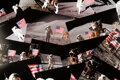 Explorers:Space Exploration, Apollo Moon Missions: Patriotic Set of Large Astronaut and...
