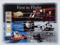 Explorers:Space Exploration, First in Flight: Flown Artifacts from Six Historical Achievements in Aviation. ...