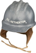 Explorers:Space Exploration, NASA: Hardhat Bearing the Name of Apollo 204 Review Board ...