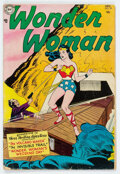 Golden Age (1938-1955):Superhero, Wonder Woman #70 (DC, 1954) Condition: GD/VG....