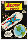 Silver Age (1956-1969):Superhero, Action Comics #229 (DC, 1957) Condition: VG....