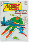 Silver Age (1956-1969):Superhero, Action Comics #224 (DC, 1957) Condition: FN....