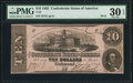 Confederate Notes:1862 Issues, T52 $10 1862 PF-9 Cr. 373 PMG Very Fine 30 EPQ.. ...
