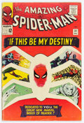 Silver Age (1956-1969):Superhero, The Amazing Spider-Man #31 (Marvel, 1965) Condition: VG+....