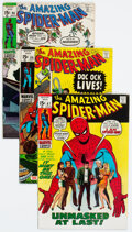Bronze Age (1970-1979):Superhero, The Amazing Spider-Man Group of 25 (Marvel, 1970-73) Condition: Average VG/FN.... (Total: 25 )