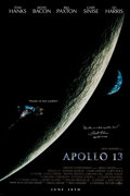 Explorers:Space Exploration, Apollo 13 (The 1995 Film): One Sheet Movie Poster Signed by Fred Haise. ...