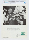 """Explorers:Space Exploration, Philatelia: """"Neil Armstrong Signs Autographs at the New Yo..."""
